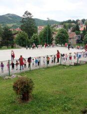 Обележена Недеља предшколског спорта