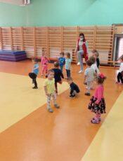 Активности физичког васпитања у вртићу у Чајетини